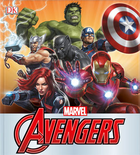 Marvel's Avengers 2018 © Dorling Kindersley
