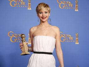 """Jennifer Lawrence ganó como Mejor Actriz de reparto en una película por """"La gran estafa americana"""""""