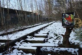 Railway Depot K.