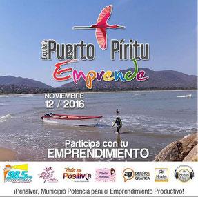 Expo Feria Puerto Piritu Emprende - 1era Edición