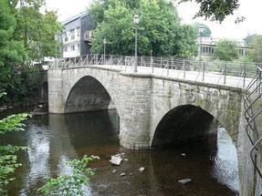Heckinghauser Brücke von 1775