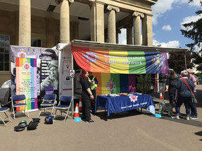 Pittville Park - LGBTQ Party