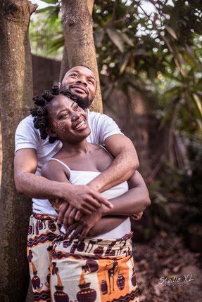 Patricia &  Lionel, Douala, 20-21 avril 2018