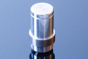 Einzelteil Metall Lasergravur