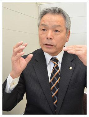 正田勝己センター長