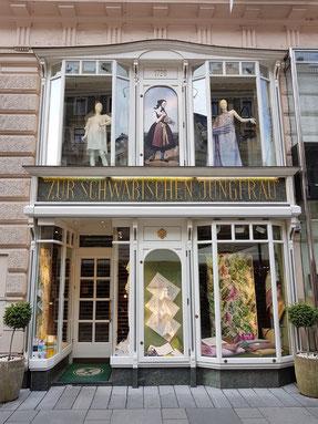 schwäbische jungfrau mag lifestyle magazin online reisen urlaub travel österreich wien kärntnerstrasse graben rotenturmstrasse kohlmarkt shopping sommer summer