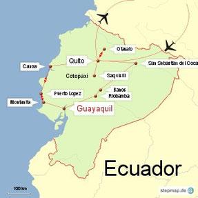 Bild: Ecuador