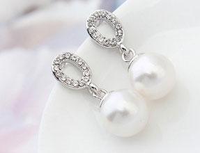 Perlenohrhänger