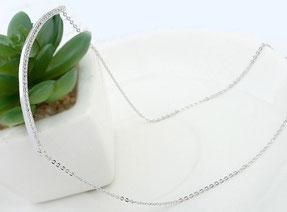 Zirkonia-Halskette im Onlineshop von My Bijouterie erhältlich