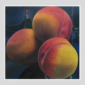Kneffel - Pfirsiche