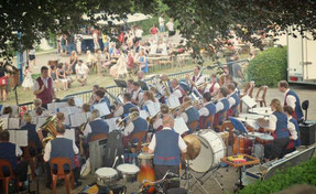Musikfreunde Urfeld Stadtfest Wesseling