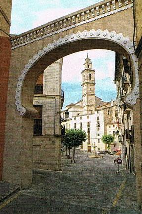 Bocairent es un municipio de la Comunidad Valenciana, que conserva aún su pasado islámico.