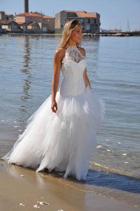 Jour de Fête Mariage Rodez collection robe de mariée Les Mariées de Provence