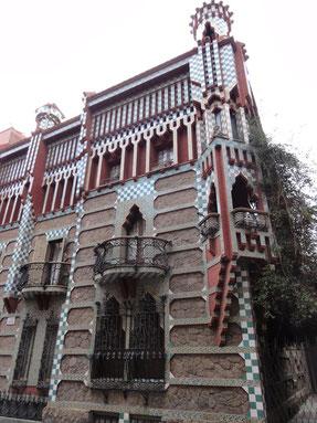 architecte Gaudí