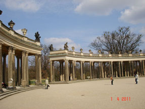 Potsdam:à Sans Souci