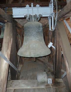 Glocke der Kirche in Wendhausen