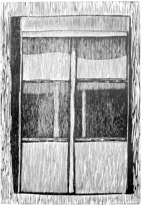 VILNIUS  2012  74,5 x 53 cm