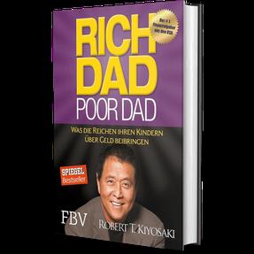 Finanzbildung Familie, Kinder, Geldbildung, Robert Kiyosaki, Eltern und Lifestyle, Finanzbildung, Finanzen Familie,