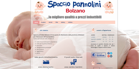 www.spacciopannolinibolzano.it