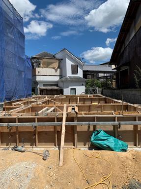 東大阪 交野 マイホーム 新築 工事 住宅