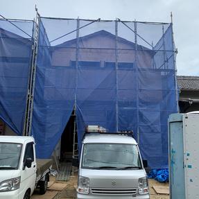 新築 マイホーム 上棟式 東大阪 家
