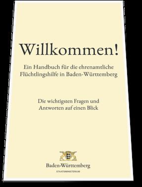 Handbuch für die ehrenamtliche Flüchtlingshilfe