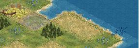 Civ2 (ab 1996): hohe Kantenschärfe