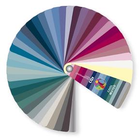 Farbpass nach dem 24er System