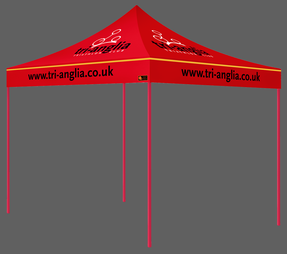 Basic Package Custom Printed Gazebos