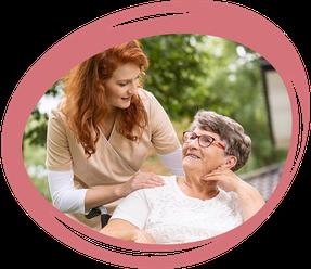 Umfangreiche Leistungen – individuelle Betreuung