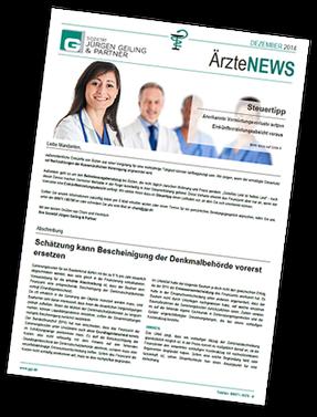 Infobrief für Mediziner