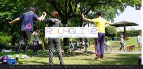 愛知スラックラインコミュニティ -Roughline-