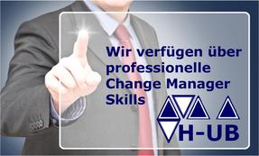Hettwer UnternehmensBeratung GmbH - Spezialisierte Beratung im Finanzdienstleistungssektor - Projektexpertise bei Banken & Versicherungen – Rollen Skill Change Manager - www.hettwer-beratung.de