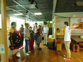 台東区の環境ふれあい館で最新環境技術を学びました