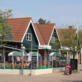 De Cocksdorp im Norden der Insel Texel
