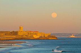 Das Castelo von Carcavelos [Foto der WBA]