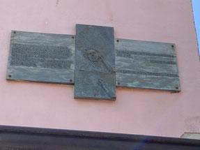 Sopot, Geburtshaus Klaus Kinski