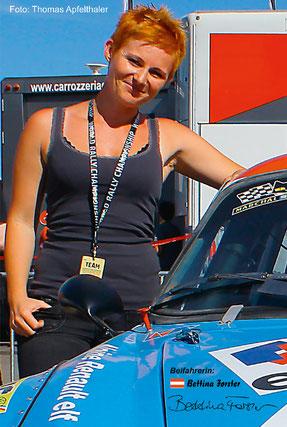 Team Alpine Bettina Forster
