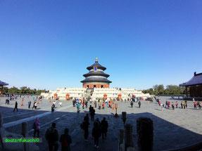 北京市 天壇公園 祈年殿