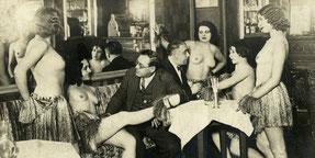 histoire de la prostitution paris parcours