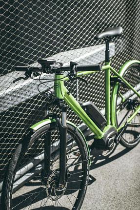 Beraten lassen in der e-motion e-Bike Welt in Hannover-Südstadt. Speed-Pedelecs probefahren, vergleichen und kaufen in Hannover-Südstadt
