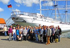 30.08. - 07.09.2014 Ostsee-Reise