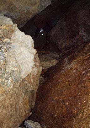Val Calanca - grotte