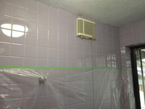 『エアコン徳島空調屋』 ヒートショック対策 浴室ヒーター
