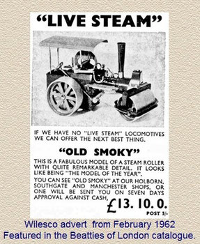Quelle: mikes-steam-engines.co.uk