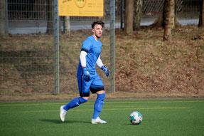 """Joost: """"Der OSV ist meine sportliche Heimat."""" Foto: Mathias Merk"""