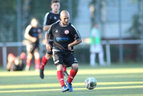 Auch Hamza Mokeddem zeigte eine sehr starke Leistung. Foto: Hanno Bode
