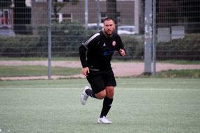 Eddy Örün erzielte zwei Treffer für den OSV. Foto: Mathias Reß