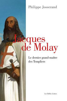 Jacques de Molay, le dernier grand-maître des Templiers.