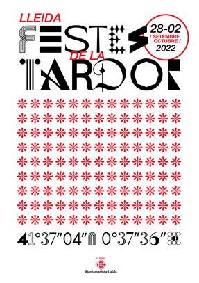 Festes de la Tardor de Lleida 2015 Cartel y Programa